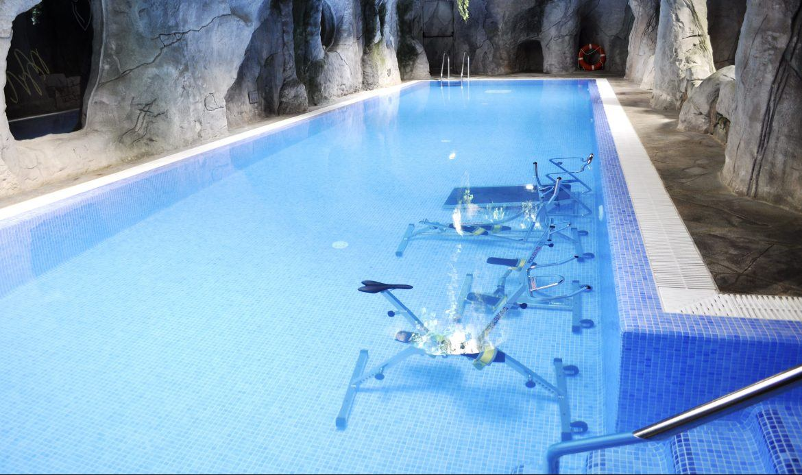 Fitness Equipment for Pools