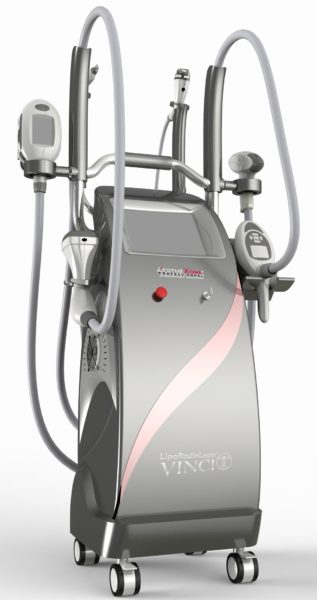 Tightening machines for the face and body